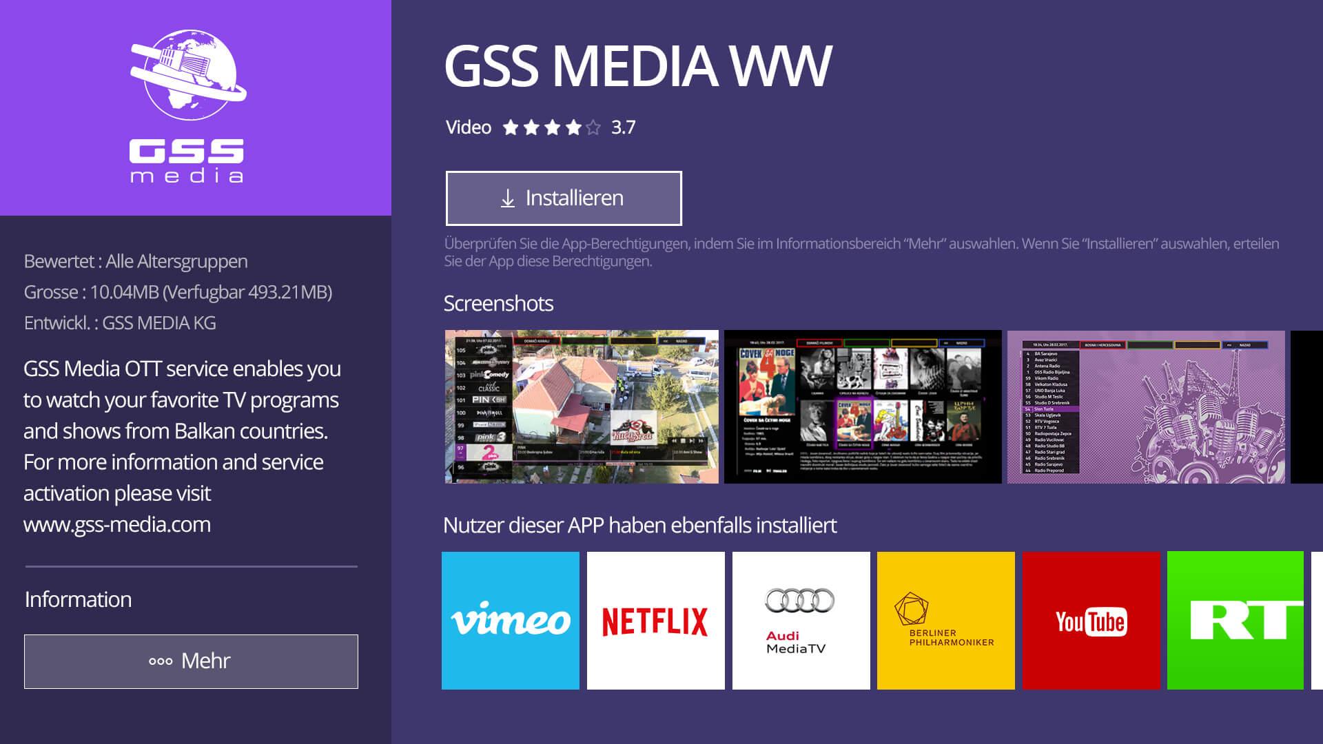 Antena Tv Apps