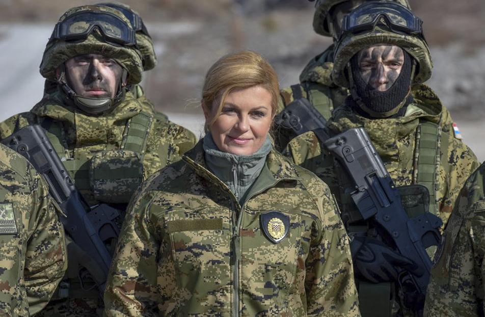 KOtarevic army