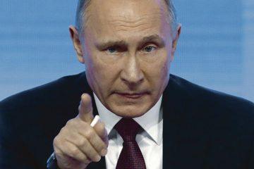 Putin doživeo neočekivan poraz usred Moskve