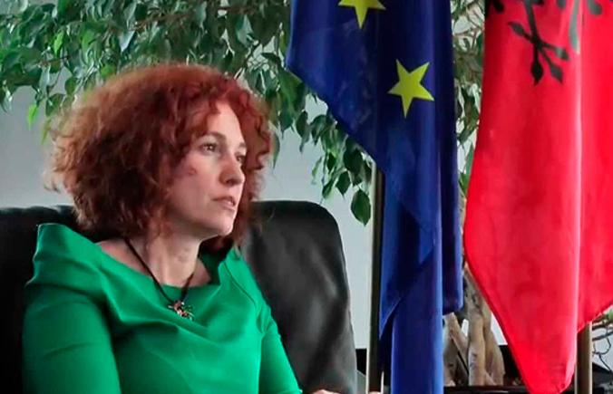Romana Vlahutin ambasador Hrvatske u Albaniji