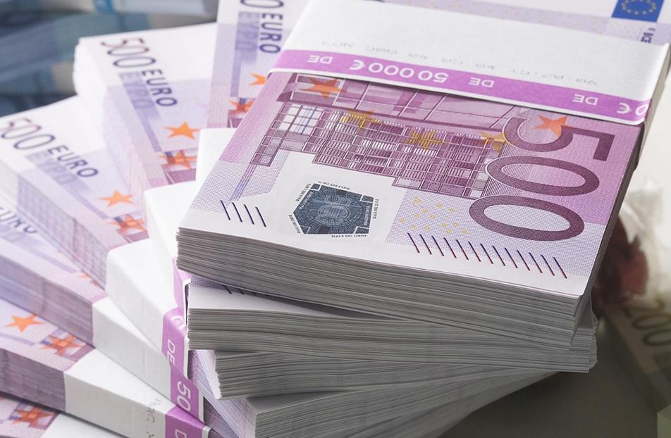 novac evro euros