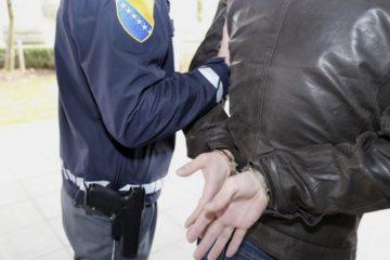 U akciji FUP-a na području Kantona Sarajevo uhapšeno 10 osoba
