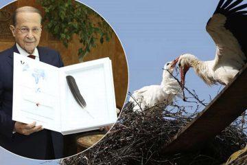 KLEPETAN I MALENA MIJENJAJU SVIJET! Predsjednik Libanona primio Klepetanovo pero i posebnu poruku, pa pokrenuo rješavanje jednog problema u zemlji