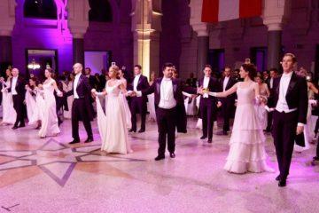 Otvoren prvi austrijski bal u Sarajevu