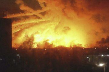 Stravičan požar u Zagrebu podmetnut: Izgorelo veliko skladište, drama trajala čitavu noć, a jedan detalj odao je sve!