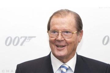 Umro glumac Roger Moore, najpoznatiji po ulozi Jamesa Bonda