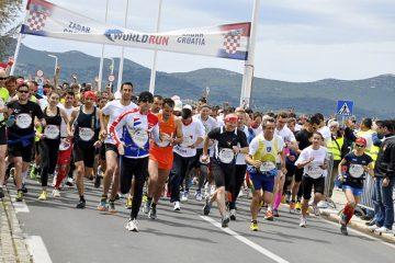 Slike Zadra opet obišle svijet - 8000 ljudi startalo globalnu utrku Wings for Life
